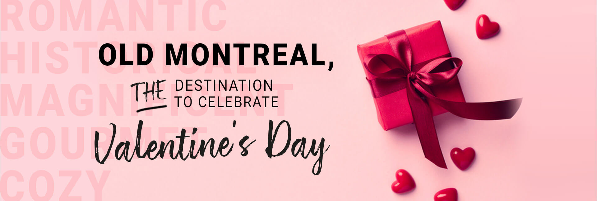 Valentine's Day in Old Montreal