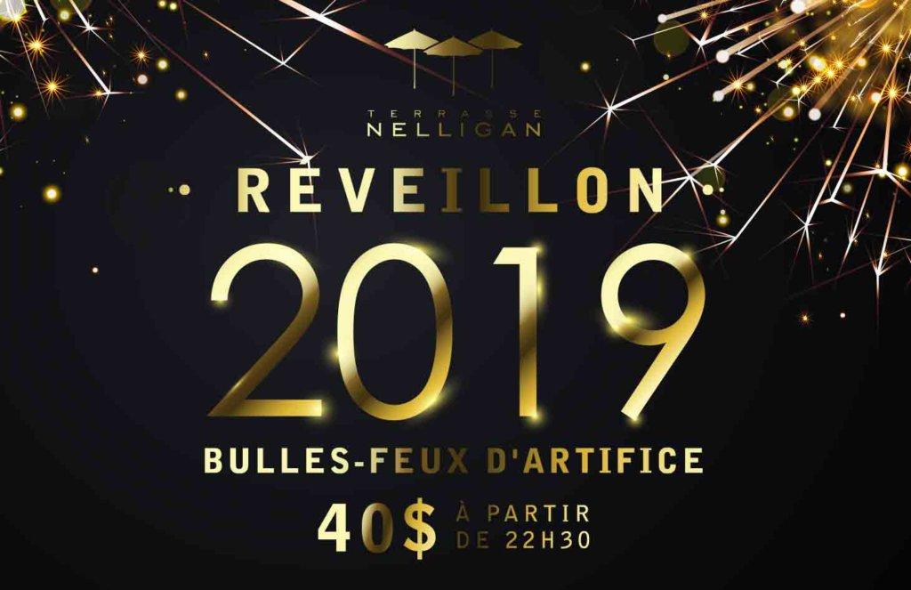 Terrasse Nelligan - New Year's Eve