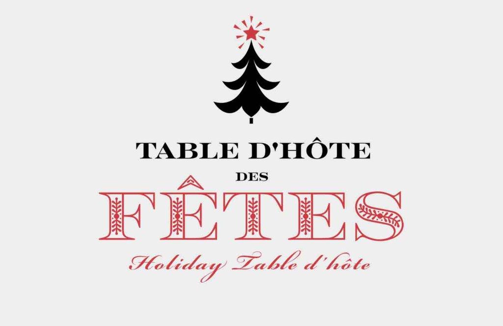 Vieux-Port Steakhouse - Holiday Table d'hôte